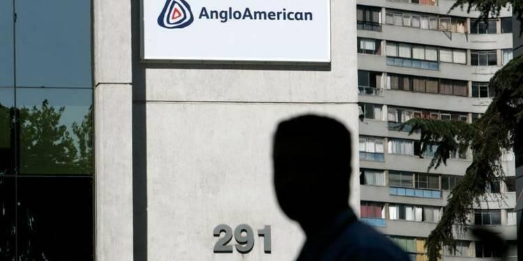 Anglo American préparerait d'importantes réductions d'effectifs