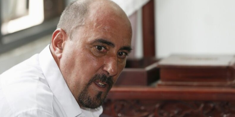 """""""Sursis"""" pour Serge Atlaoui condamné à mort en Indonésie"""