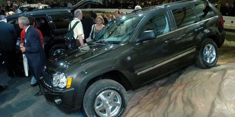 Fiat Chrysler rappelle des véhicules pour les airbags et l'ABS