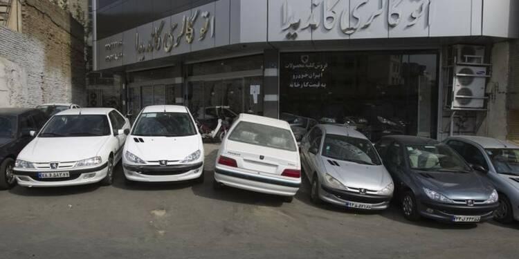 Peugeot prépare son retour sur le marché iranien