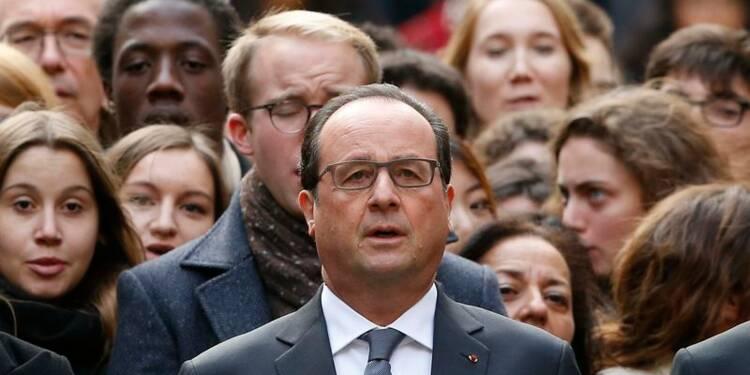 Le quinquennat de Hollande marqué par la guerre et le terrorisme