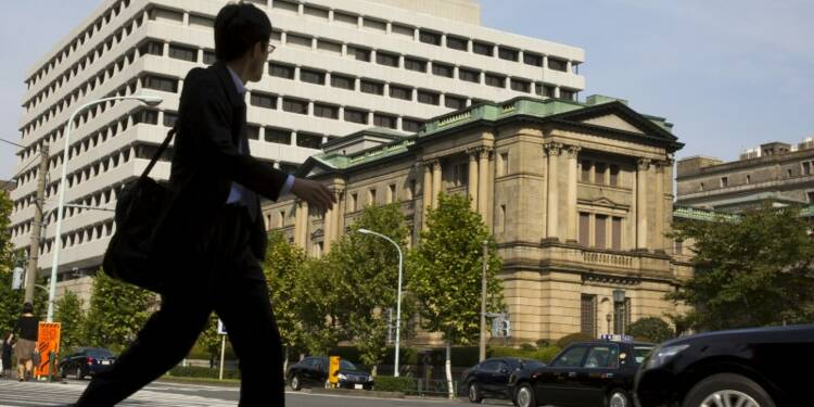 Statu quo monétaire au Japon en dépit de la récession