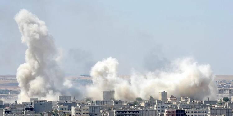 Poursuite des combats à Hassaka et Kobani en Syrie