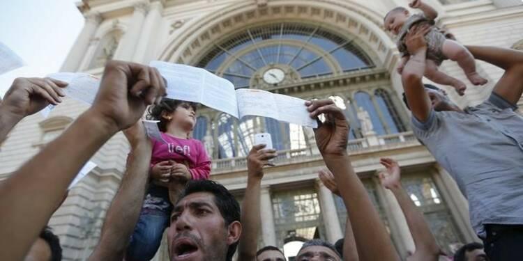 La gare internationale de Budapest fermée aux migrants