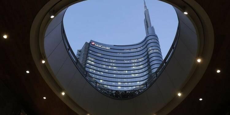 UniCredit supprimerait des postes dans trois pays d'Europe