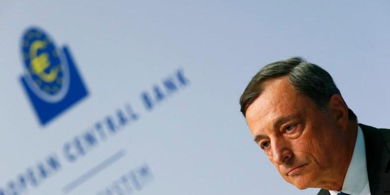 La BCE ouvre la porte à une stimulation renforcée