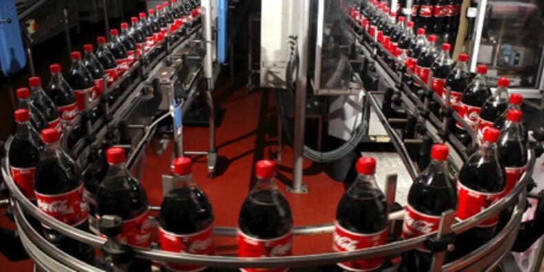 Coca-Cola, Google, UBS... les marques à l'épreuve de la crise