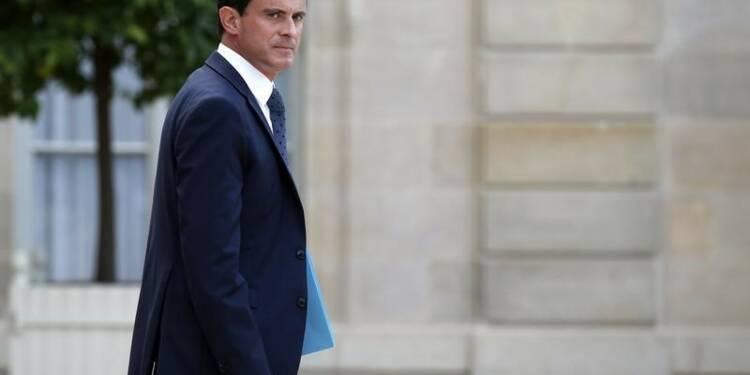 """Manuel Valls annonce un """"ajustement"""" du gouvernement en juin"""