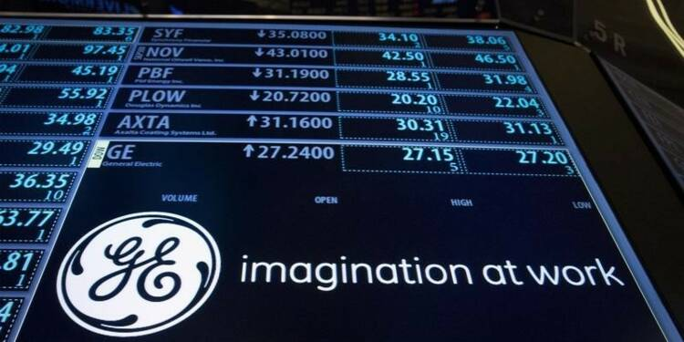 General Electric met en vente sa gestion d'actifs