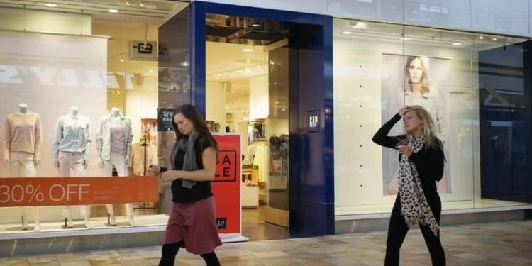 Gap va fermer 175 magasins et supprimer des emplois au siège