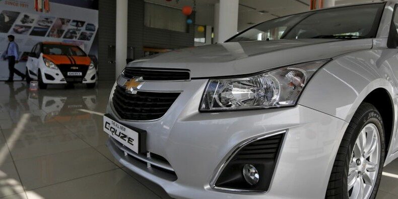 GM part à l'assaut de l'Inde, vise 5% du marché d'ici 2025
