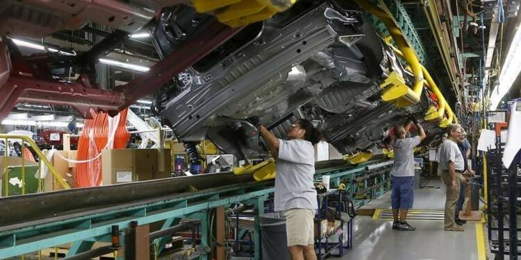 Ralentissement aux USA de la croissance du secteur manufacturier