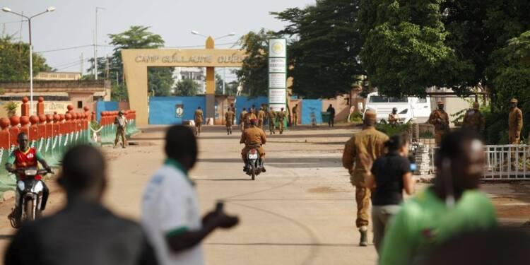 L'armée du Burkina Faso lance un ultimatum aux putschistes