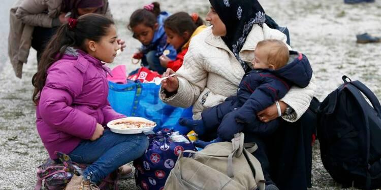La France va accueillir mille réfugiés arrivés en Allemagne