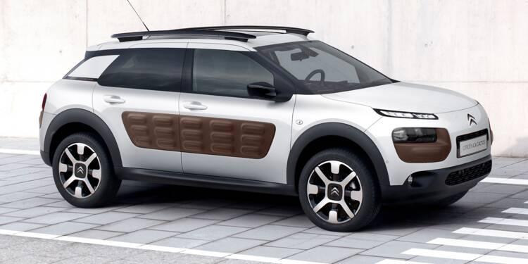 """Citroën va lancer trois nouvelles voitures inspirées de la """"Cactus"""""""