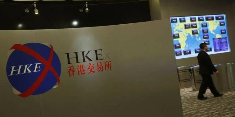 Epidémie de chutes brutales à la Bourse de Hong Kong
