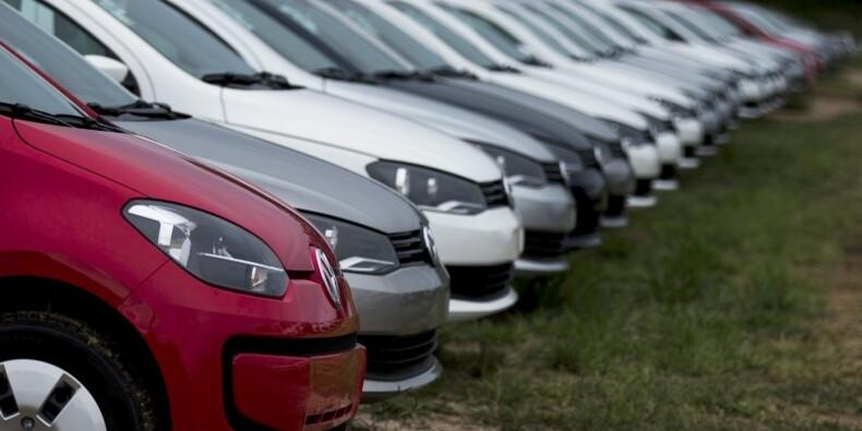 Les ventes de Volkswagen reculent pour un deuxième mois de suite