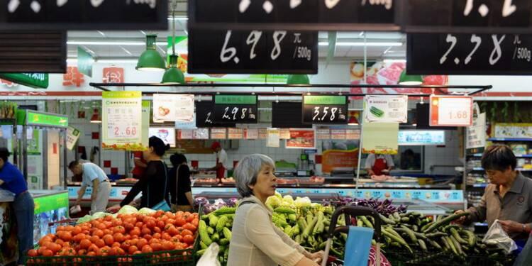 Recul de l'inflation en Chine, relance budgétaire souhaitée