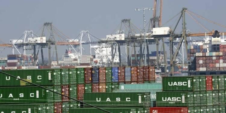Déficit commercial US accru en juin, hausse des importations