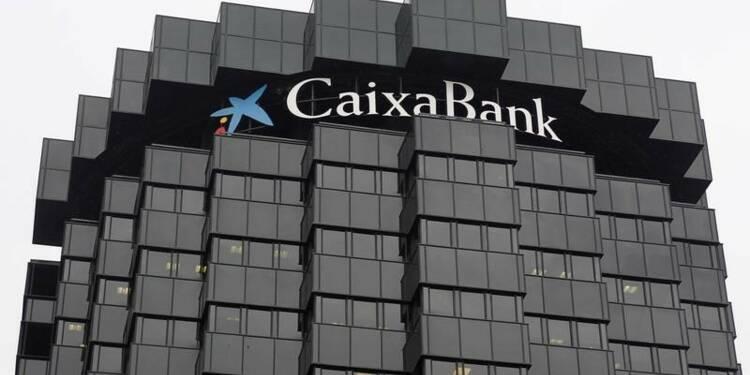 Caixabank offre un bénéfice trimestriel supérieur aux attentes