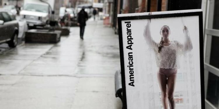 American Apparel espère un nouvel élan après le redressement