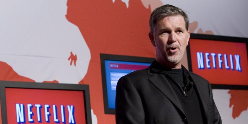 Reed Hastings, PDG de Netflix : ce geek veut mettre une baffe au PAF