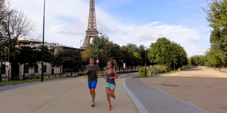 Les chiffres fous du Marathon de Paris