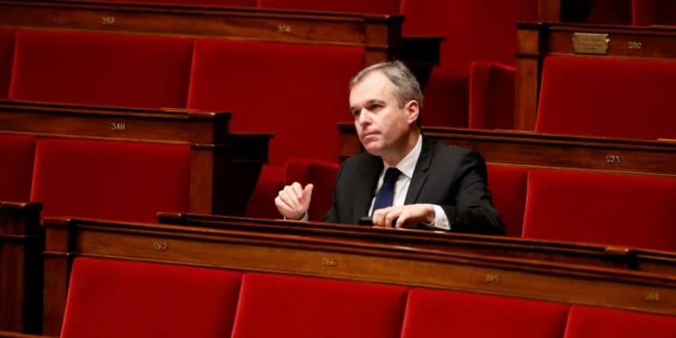 EELV menacé de scission après le départ de François de Rugy
