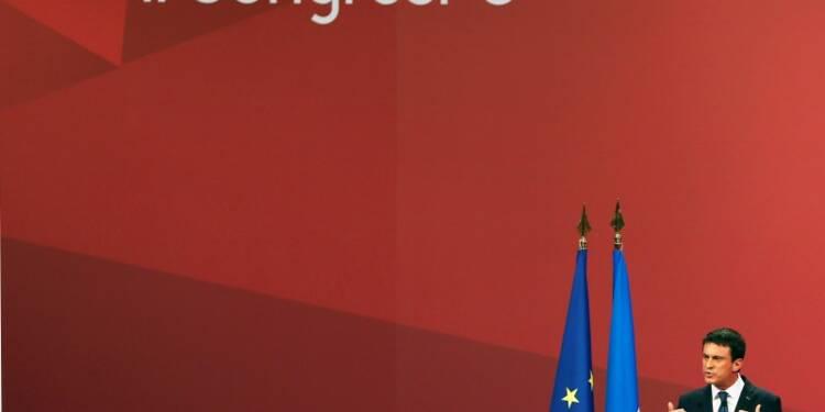 Pas de pause dans les réformes, promet Manuel Valls