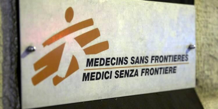 MSF réclame une commission indépendante sur le raid à Kunduz