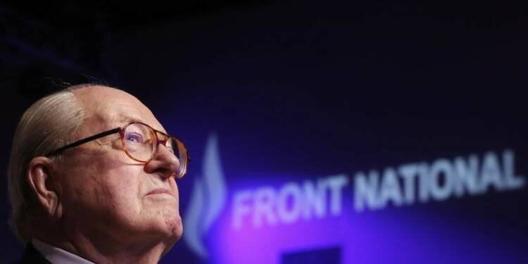 Jean-Marie Le Pen à nouveau convoqué par le FN