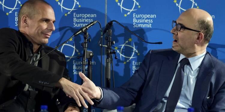 """La Grèce souligne ses """"lignes rouges"""""""