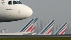 Air France-KLM en forte baisse, craintes d'un blocage durable