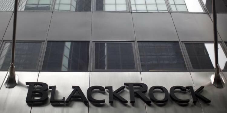 Hausse de 8,7% du bénéfice trimestriel de BlackRock