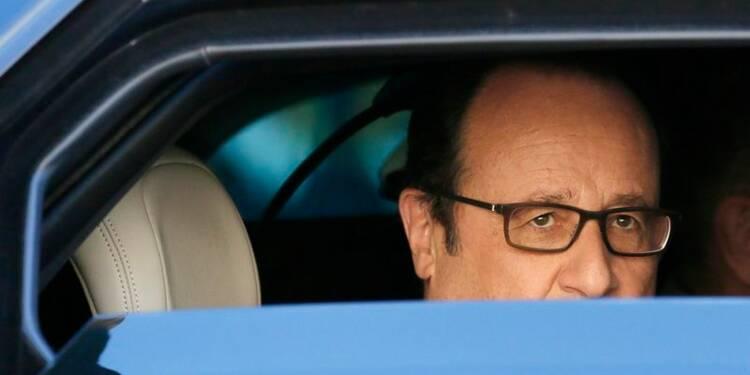François Hollande dimanche sur Canal+ pour ses 3 ans à l'Elysée