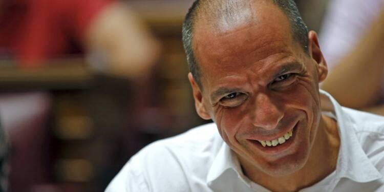 Montebourg et Varoufakis plaident pour une autre voie en Europe