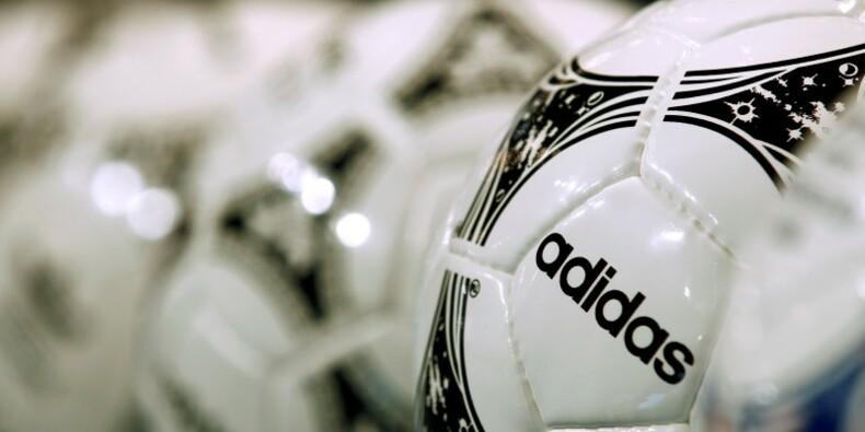 Adidas veut une croissance plus rapide à partir de 2016
