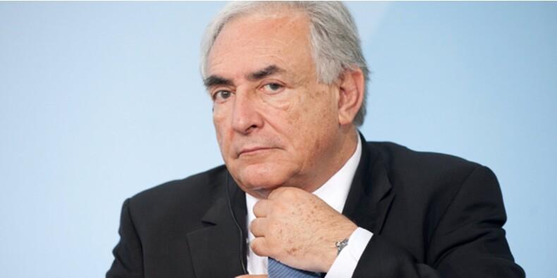 Le procureur abandonne les charges contre DSK