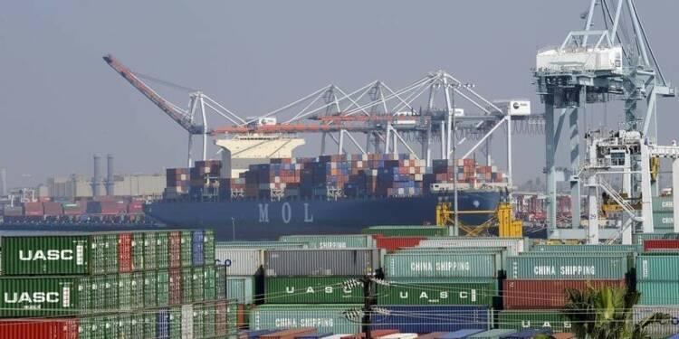 Le déficit commercial des Etats-Unis s'est réduit en septembre