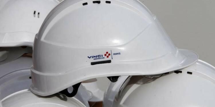 Vinci va prendre 20% du colombien Constructora Conconcreto