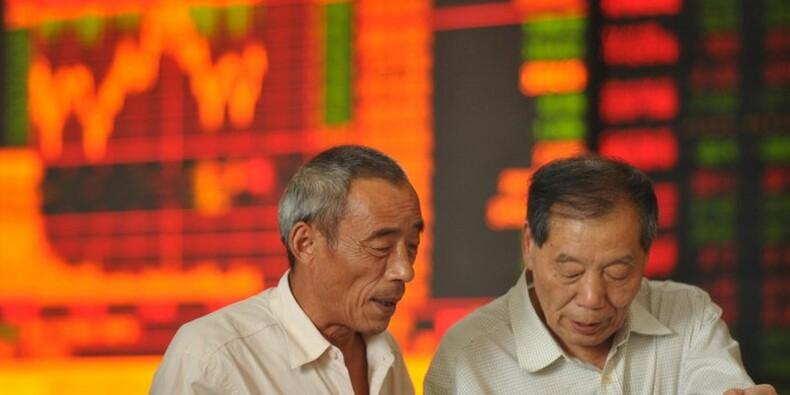 Nouvelle chute des marchés chinois malgré le soutien de Pékin