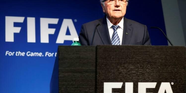 Le parquet suisse dit qu'il n'enquête pas sur Sepp Blatter