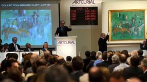 L'incroyable déclin de la France sur le marché de l'art