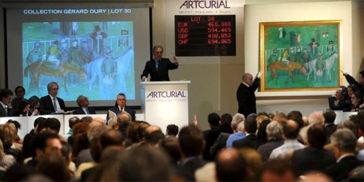 Vente du siècle à New York : la folle croissance du marché de l'art