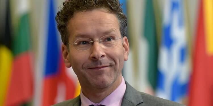 Jeroen Dijsselbloem réélu président de l'Eurogroupe