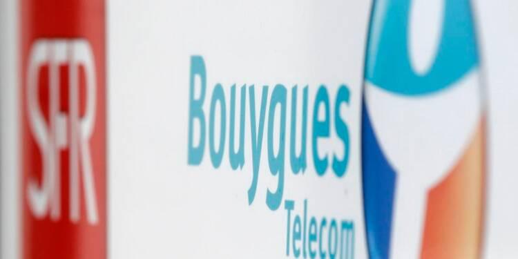 """L'Etat a """"un rôle à jouer"""" dans le dossier Bouygues Telecom"""