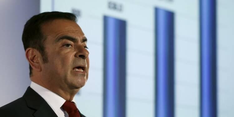Les synergies de Renault-Nissan à 3,8 milliards d'euros en 2014