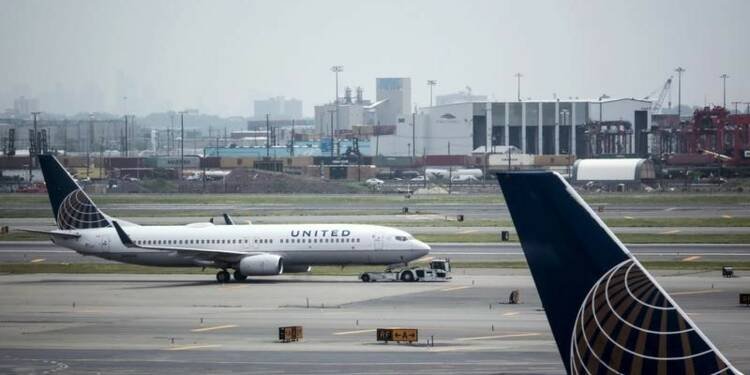 United Airlines attend un nouveau recul de sa recette unitaire