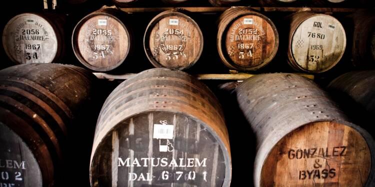 Alcools : notre sélection de breuvages très âgés