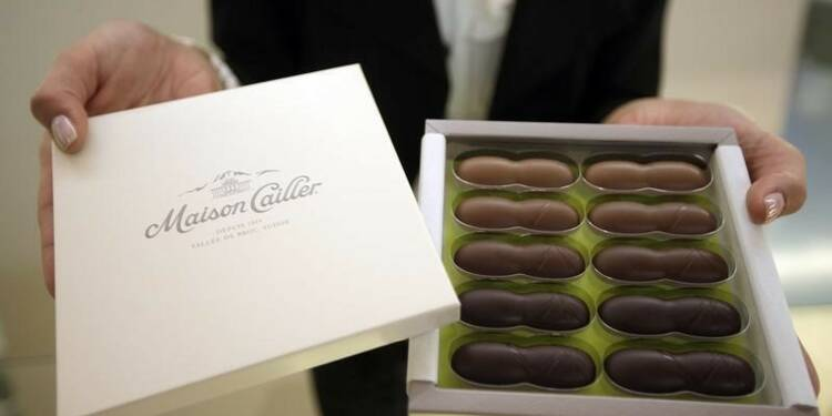 Nestlé a des ambitions mondiales pour le chocolat Cailler